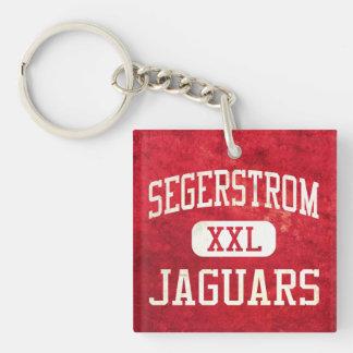 Segerstromのジャガーの運動競技 キーホルダー