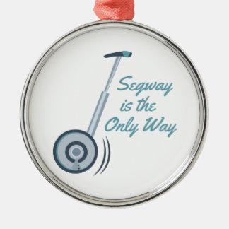 Segway メタルオーナメント