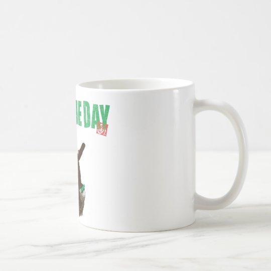 SEIZE THE DAY コーヒーマグカップ