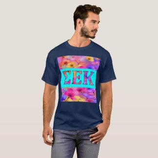 SEKの花愛人のワイシャツ Tシャツ