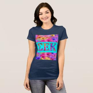 SEKの花愛 Tシャツ