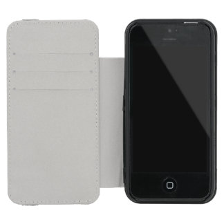 Sekar Jagadのろうけつ染め Incipio Watson™ iPhone 5 財布 ケース