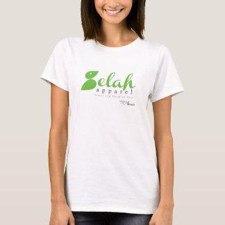 Selahの服装の緑 Tシャツ