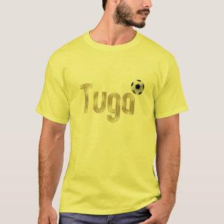 Selecção das Quinas - Tuga Fá deポルトガル Tシャツ