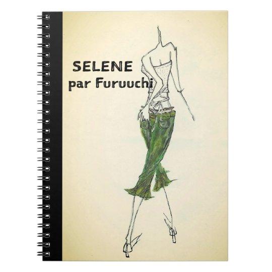 SELENE ≪DOS≫ ノートブック