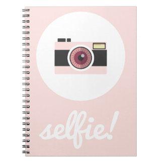 Selfieの印! ノートブック