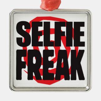 Selfieの変種 メタルオーナメント