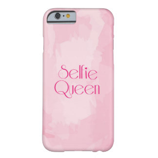 Selfieの女王 Barely There iPhone 6 ケース