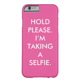 Selfieの携帯電話 Barely There iPhone 6 ケース