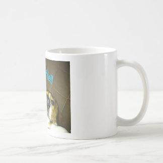 selfieを取っているダックスフントおよびビーグル犬 コーヒーマグカップ