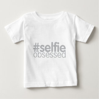 selfie obsessed.png ベビーTシャツ