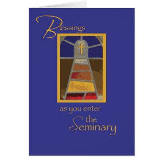 Seminarian Cross Journey カード
