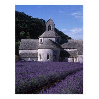 Senanqueの大修道院、Gordes、ボークリューズ、プロバンス、2 ポストカード