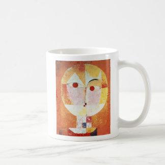 """ Senecio "" , Paul Klee コーヒーマグカップ"