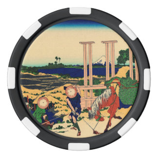 Senjuの武蔵国 ポーカーチップ
