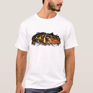 senyahの落書き tシャツ