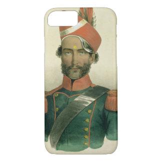 Sepoy: フランスのな大隊のインド兵士 iPhone 8/7ケース