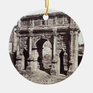 Septimius Severusのアーチ セラミックオーナメント