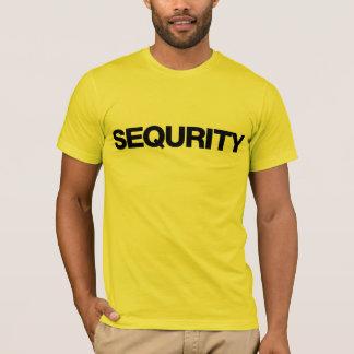 SEQURITY™のTシャツ Tシャツ