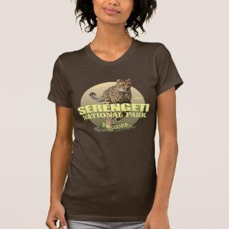 Serengetiの国立公園(チータ)の重量 Tシャツ