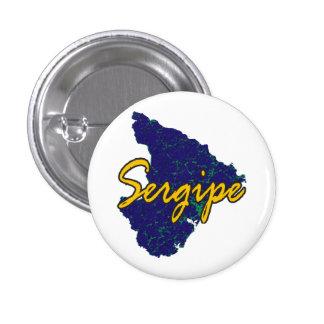 Sergipe 3.2cm 丸型バッジ