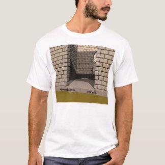 Seriatim (前部) tシャツ