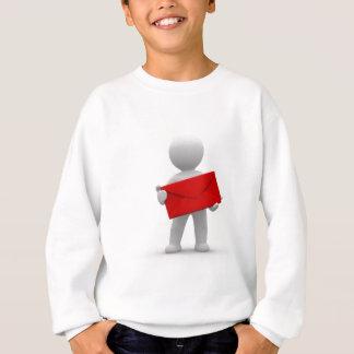 Serieの電子メール スウェットシャツ