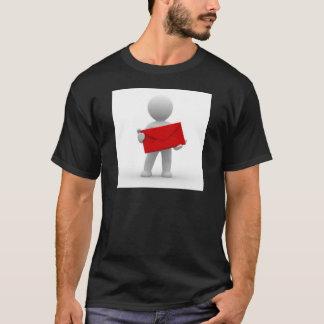 Serieの電子メール Tシャツ
