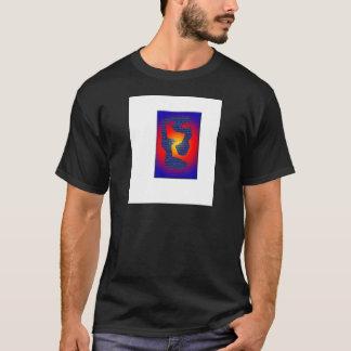Serieの青の壁 Tシャツ