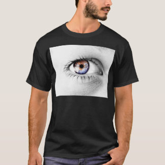 Serie Olho Branco Tシャツ