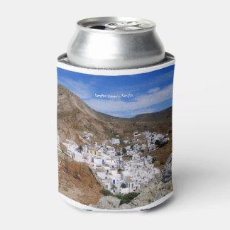 Serifosの町- Serifos 缶クーラー
