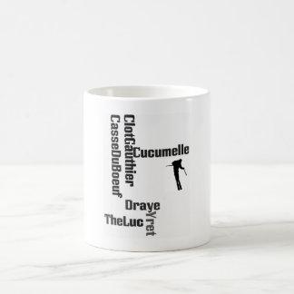 Serre Cheの好みの操業 コーヒーマグカップ