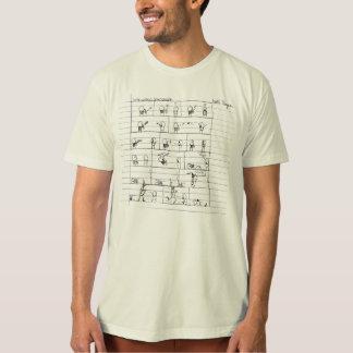 Sethはサクソフォーンを演奏します Tシャツ