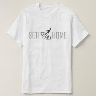 SETI@HOMEのワイシャツ Tシャツ