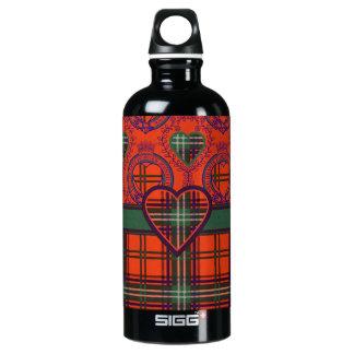 Setonのスコットランド人のタータンチェック ウォーターボトル