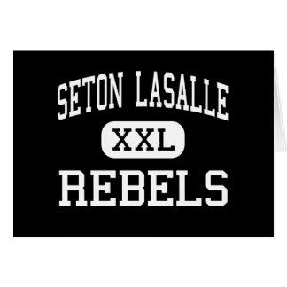 Seton Lasalle -反逆者-高ピッツバーグ カード