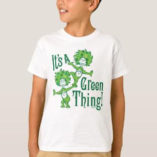 Seuss先生|それは緑の事です! Tシャツ