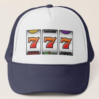 Sevensの幸運な大当たりは帽子に細長い穴をつけます キャップ