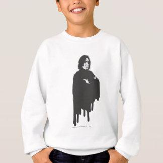 Severus Snapeの腕はB-Wを交差させました スウェットシャツ