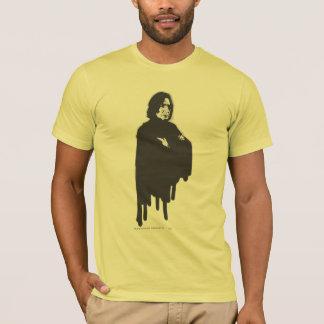 Severus Snapeの腕はB-Wを交差させました Tシャツ