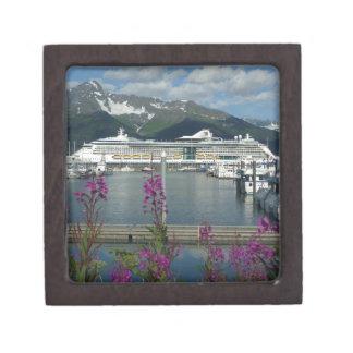 Sewardアラスカの王室のなカリブ ギフトボックス