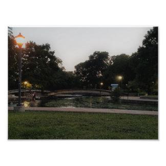 Sewell公園のファインアートの写真のプリント 写真プリント