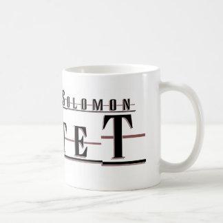 Sextetのマグ コーヒーマグカップ