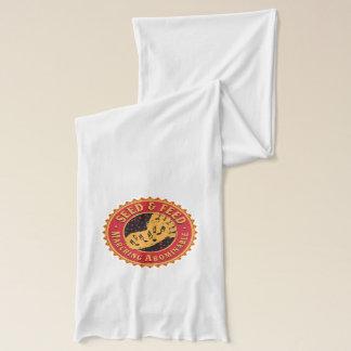SFMAのスカーフ(独身のなロゴ) スカーフ