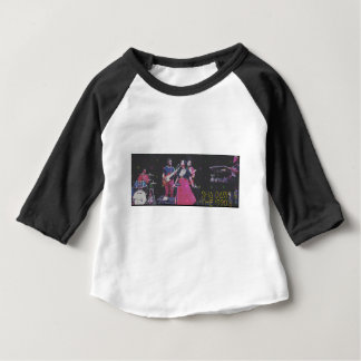 Shaデービス及び90年代 ベビーTシャツ