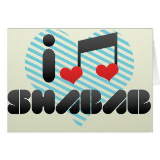 Shababファン カード