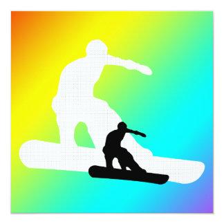 shadowstance: スノーボード カード