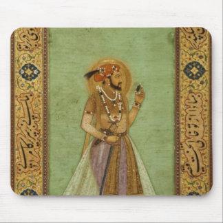 Shah Jahan 1631年、Mughalのポートレート マウスパッド