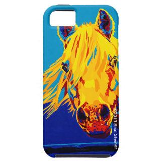 Shai SteinerのiPhone 5によって第一次の馬 iPhone SE/5/5s ケース