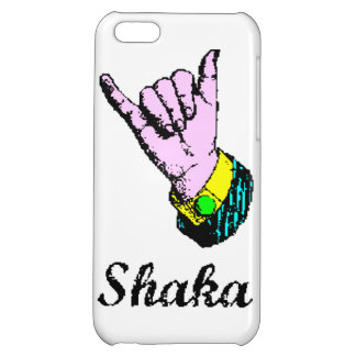 SHAKA iPhone5Cケース